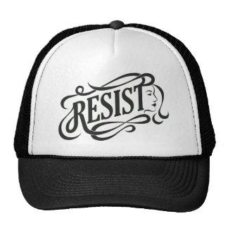 Resist Trucker Hat