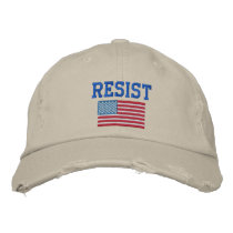 Resist TRUMP Baseball Cap