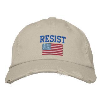 Resist TRUMP Baseball Cap