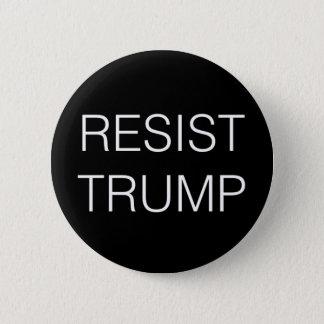 Resist Trump Button