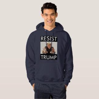 Resist trump hoodie