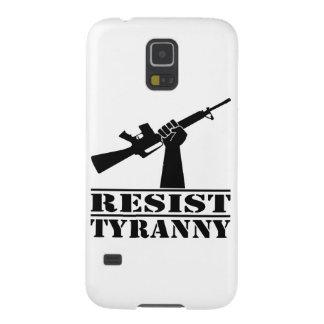 Resist Tyranny AR Cases For Galaxy S5