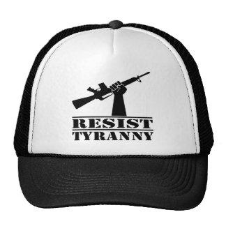 Resist Tyranny AR Hat
