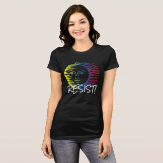 """""""Resist"""" With This Colorful Sun T-Shirt"""
