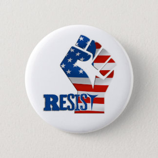 Resist, Women's Discrimination Equal Rights Button
