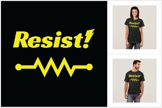 Resist! Yellow Pack