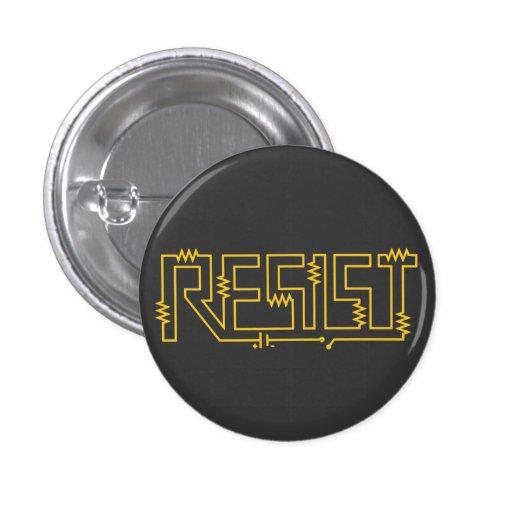 Resista el diagrama electrónico de la resistencia pin redondo 2,5 cm