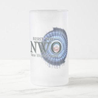 Resista el NOW Taza De Cristal