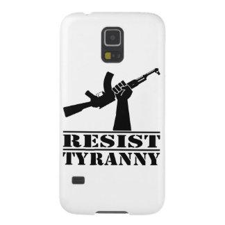 Resista la tiranía AK Funda Para Galaxy S5