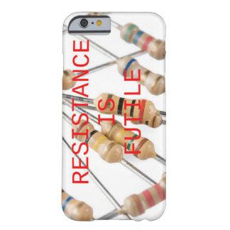 Resistance Is Futile Phone Case
