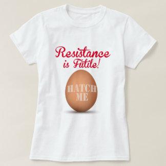 Resistance is Futile! T-Shirt