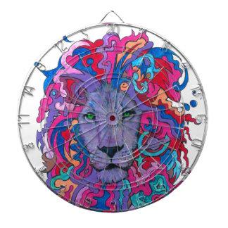 Resistance lion dartboards