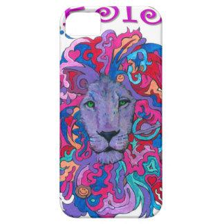 Resistance lion iPhone SE/5/5s case