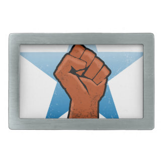 resistance rectangular belt buckle