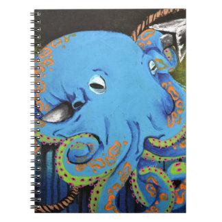 Resistencia Spiral Notebook
