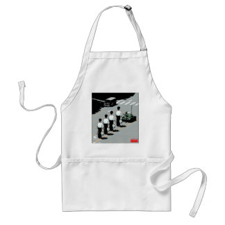 Resisting Tyrannical Government Adult Apron