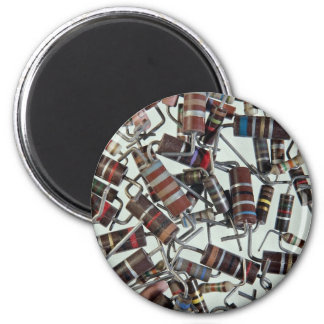 Resistors Fridge Magnet