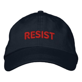 RESIT EMBROIDERED BASEBALL CAP