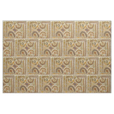 Resizable Medieval Pattern Fabric