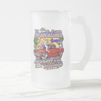 Reso 2008 Frosted Mug