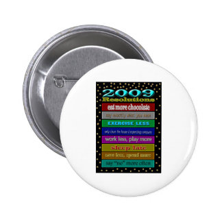 resolutions 2009 button