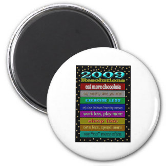resolutions 2009 magnet
