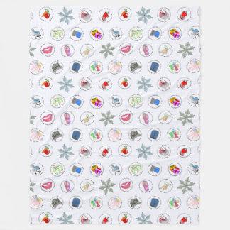 Resolutions Fleece Blanket