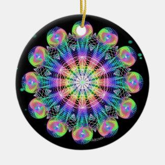 Resolve/Evolve/Build New World Christmas Tree Ornaments