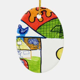 Resolved Proof Ceramic Ornament