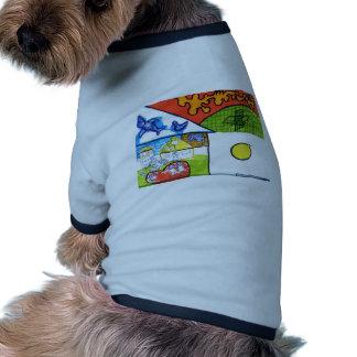 Resolved Proof Dog T Shirt