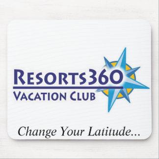 Resorts 360 Mouse Pad