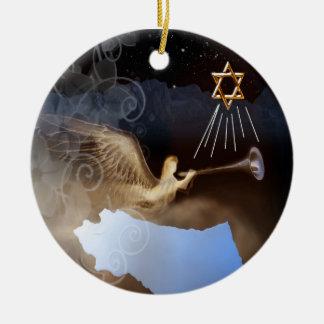 Resounding Victory- Ornament- Jewish