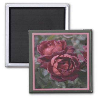 Resourceful Roses Magnet