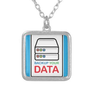 Respaldo su muestra de los datos con las colgante cuadrado
