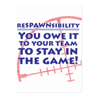 Respawnsibility - FPS Postal
