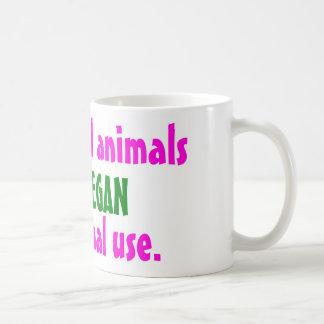 Respect all animals.jpg coffee mug