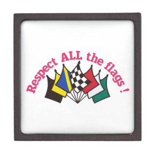Respect All the Flags Gift Box