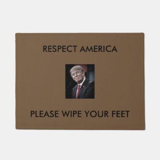 RESPECT AMERICA DOORMAT