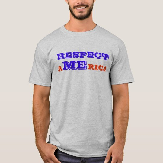 Respect America T-Shirt
