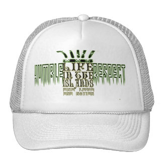 Respect and Humble Trucker Hat