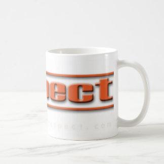 respect banner mug