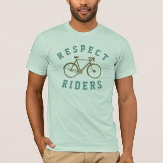 respect bike riders T-Shirt