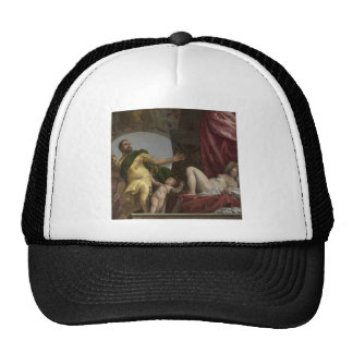 Respect by Paolo Veronese Trucker Hat
