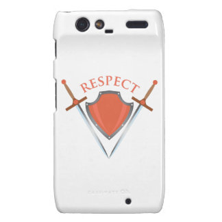 Respect Motorola Droid RAZR Case