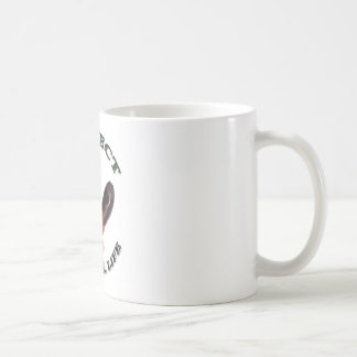 Respect for ALL life - vegetarian squirrel Coffee Mug