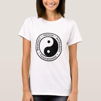 Respect Honor Integrity Taekwondo T-Shirt