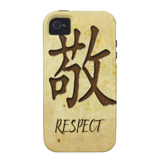 Respect iPhone 4/4S Case Mate Tough