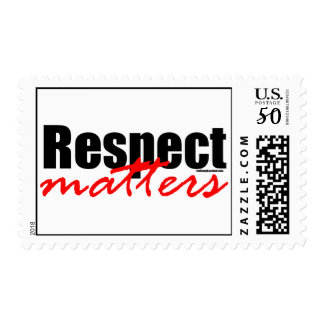 Respect Matters Postage