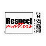 Respect Matters Stamp