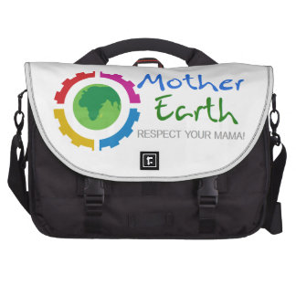 Respect Mother Earth Laptop Bags